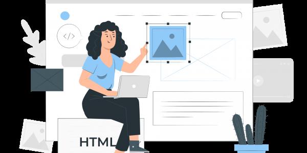 Website designer-pana